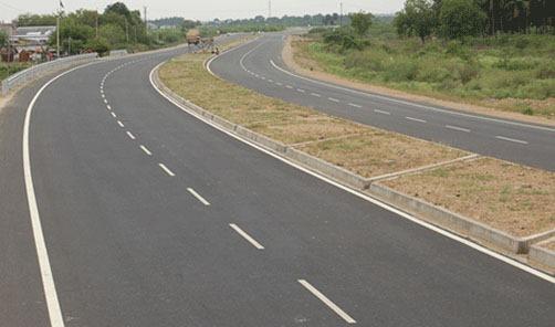 A view of road along Assam-Meghalaya border. (Representational photo)