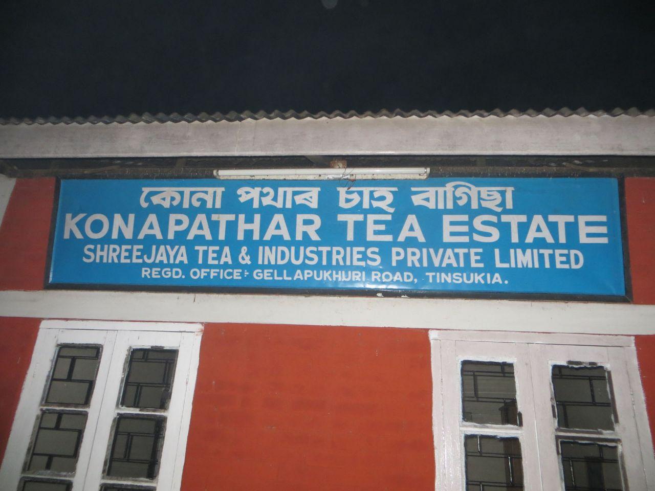 Panic-stricken TE managements in Upper Assam seek security cover 1