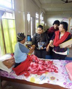 NGOs dole out Christmas charities among people in Mizoram 2