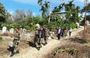 NGOs dole out Christmas charities among people in Mizoram 1