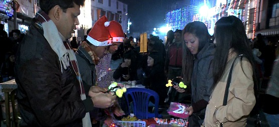 Christmas mood grips people in Nagaland. (Representational photo)