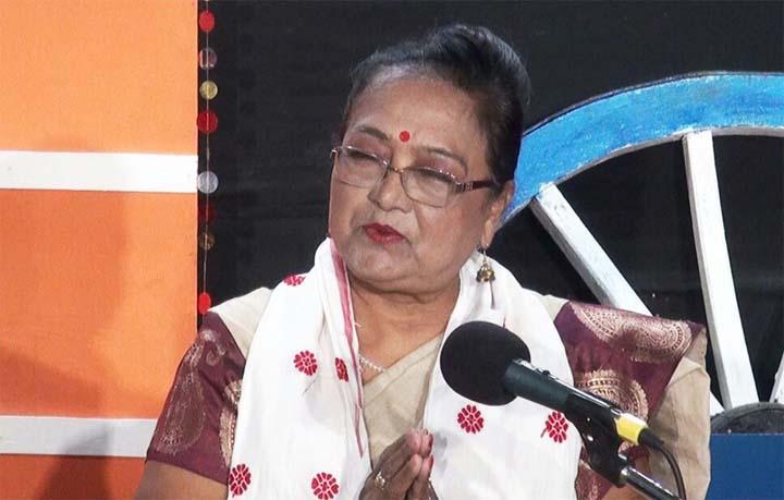 Popular folk artiste Dolly Das passes away in Dibrugarh 1