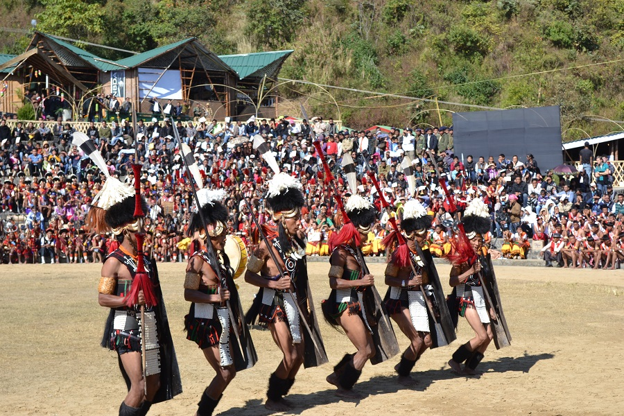 Nagaland, Manipur & Arunachal CMs call for co-existence 3