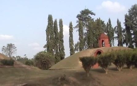 Ahom Maidams in Charaideo of Assam lack proper upkeep 3