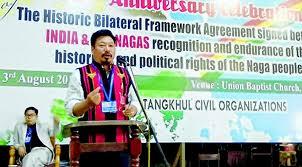 Congress in Manipur demands disclosure of Naga framework agreement 1
