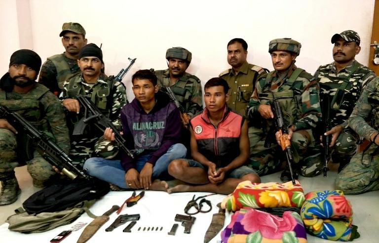 Two NDFB (S) rebels arrested in Kokrajhar 1