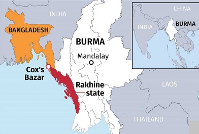 Aid groups vow to boycott new Myanmar camps for returnees 1