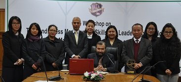 Two-day workshop in Gangtok on Time and Stress Management Skills 1
