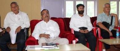 Representational photo of Ulfa leaders.
