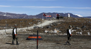China agrees to stop road construction activity; India returns seized excavators, equipment 1