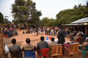 NPP president Conrad campaigns for North Tura candidate Thomas 1