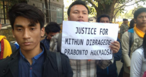 Dima Hasao firing: Delhi Action Committee stages protest, seeks judicial probe 1