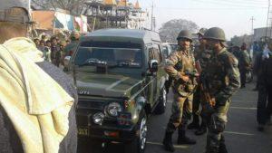 Army picks up journalist, sensation in Chabua of Dibrugarh 1