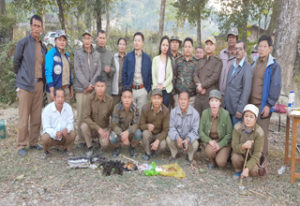 Unabated hunting of wildlife in Mizoram for New Year feast 1