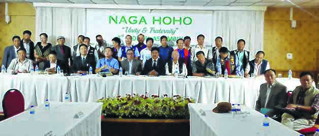 Naga Hoho appeal to boycott Assembly polls in State 1