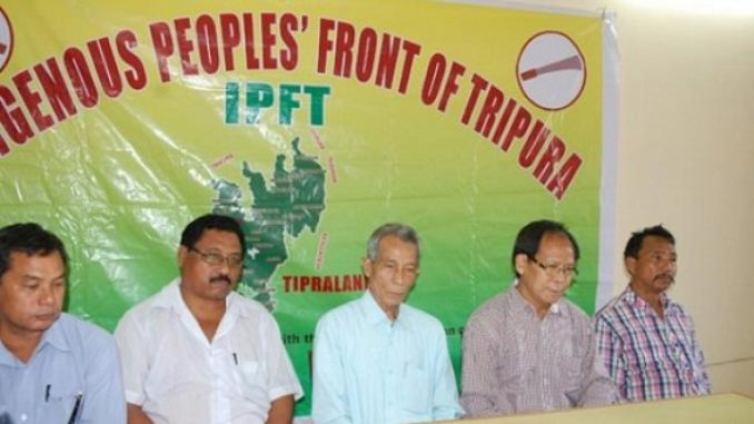 Image result for tripraland & BJP