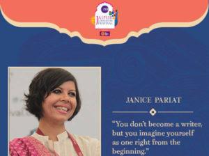 Janice Pariat