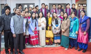 Infrastructure related issues of all schools across Arunachal to be sorted out in a phased manner, assures Khandu 2