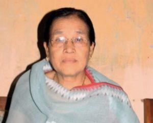 Langpoklakpam Subadani Devi
