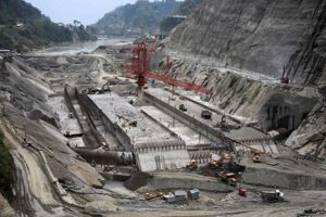 Lower Subansiri hydel project