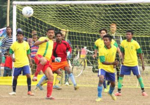 Village panchayat football tournament gets underway in Assam's Bokakhat 4