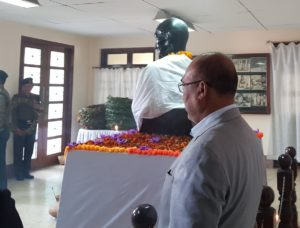 Martyrs' Day: Manipur Governor, CM pay rich tributes to Mahatma Gandhi, martyrs 1