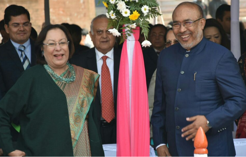 Manipur Chief Minister