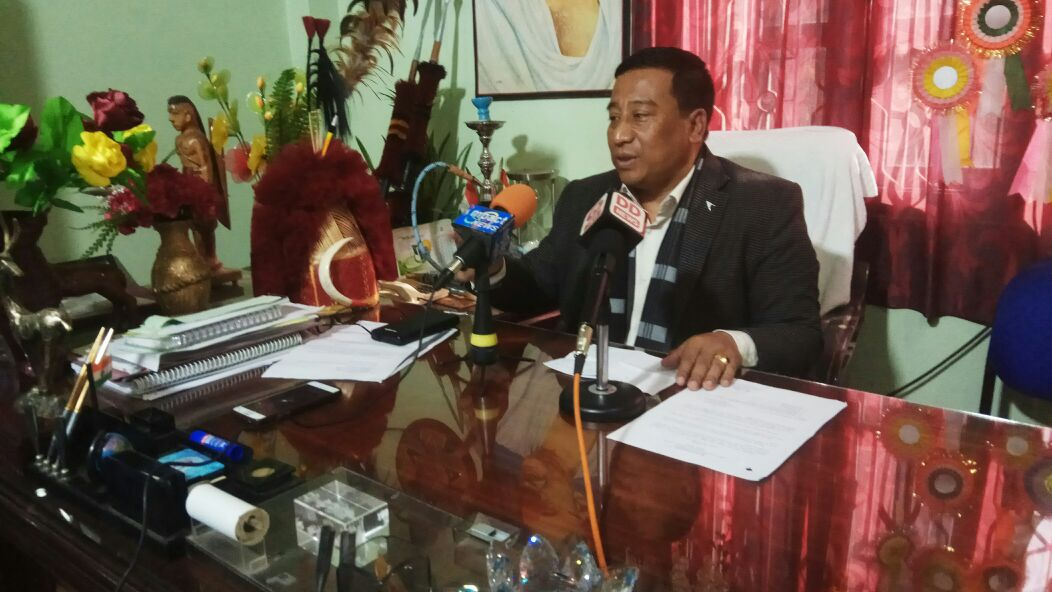 Manipur Forest Minister