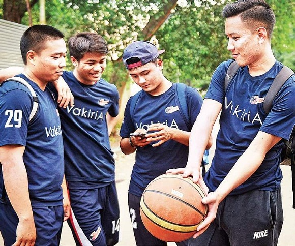 National Basketball C'ships: Self-funded Mizoram boys in Chennai with high hopes 1