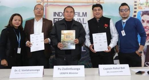 Indian Film Festival in Mizoram