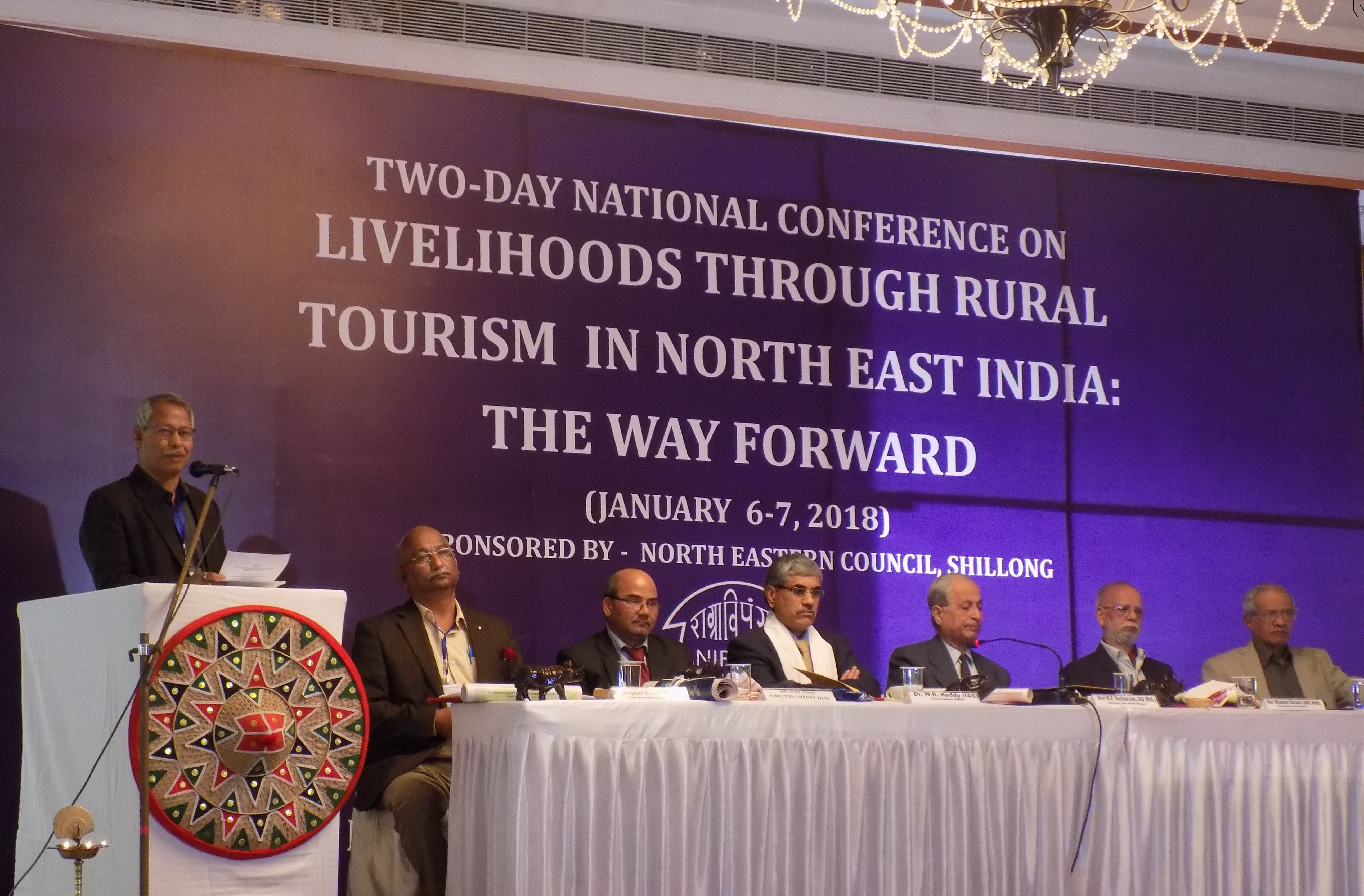 National conference on rural tourism gets underway in Guwahati 1
