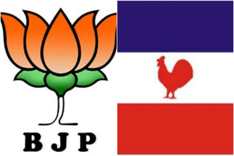 NPF-vs-BJP-in-Manipur