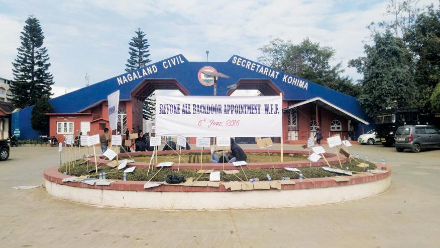 File image: Nagaland Secretariat