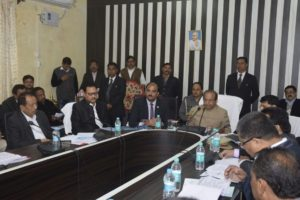 Assam Governor takes stock of development schemes in Hojai 2