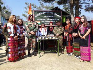 R-day in Mizoram