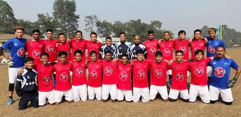 Sikkim football team