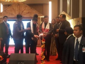 Grand Bihu celebrations at Novotel Guwahati in presence of Assam CM 1