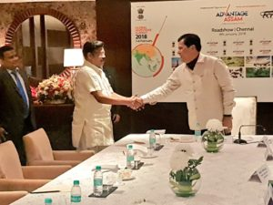 Sonowal interacts with Apollo Hospitals chairman on healthcare sector 1