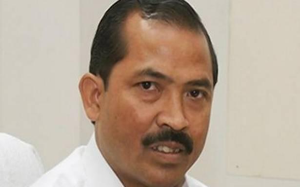 Shillong MP Vincent Pala