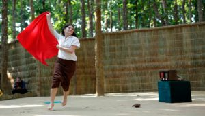 Goalpara forest turns into playhouse for a theatre fest 1