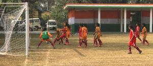 Kokrajhar Women's Football League underway 1