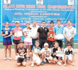 Assam tennis scenario: A glorious past and a promising future 2