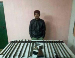 Assam Rifles apprehends six NSCN-K and NSCN-KN cadre in Nagaland 1
