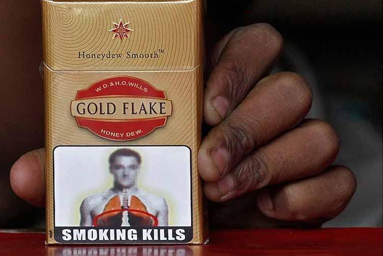 tobacco india
