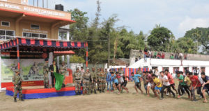 National Integration tour of Army's Dao Division ends 3