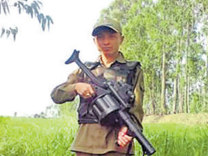 Manipur Police provides security to suspended whistle blower commando 3