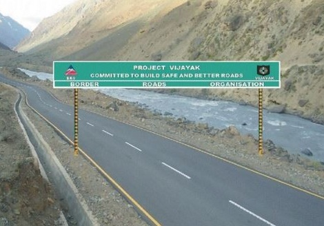 Representational image of Imphal-Moreh road