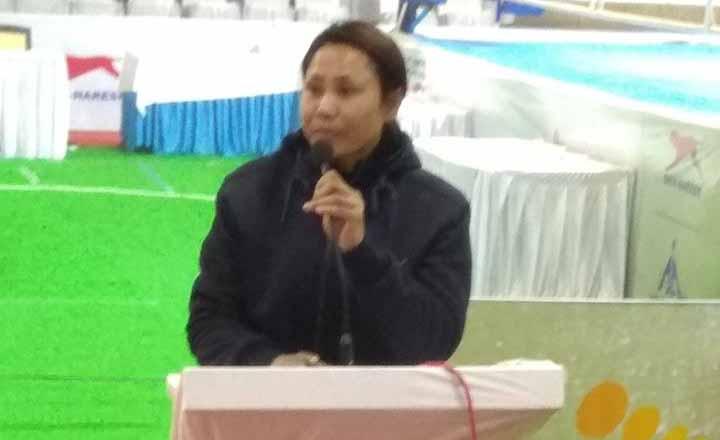 L Sarita Devi