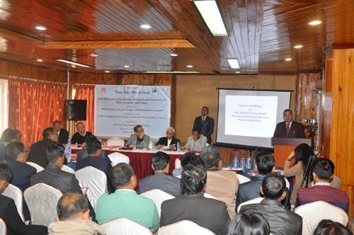 workshop on Indo-Myanmar