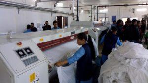 NF Railway installs mechanized laundry in Dibrugarh 1